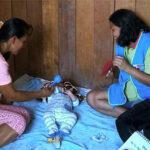 Cuna Más: Más de 12 mil menores y gestantes de zonas fronterizas reciben atención gratuita