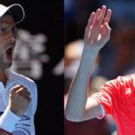 Abierto de EEUU: Djokovic y Medvedev se imponen en su debut en la 1ra jornada