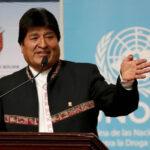 """Bolivia: Evo Morales acusa a EEUU de """"fomentar"""" el narcotráfico en algunos países"""