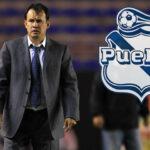 Juan Reynoso: DT peruano es el nuevo entrenador del Puebla en la Liga MX