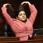 Martha Chávez contrató a Karina Beteta como asesora con sueldo de S/ 9.815.63