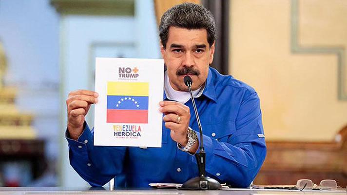 Venezuela: continúa jornada para recabar firmas contra bloqueo