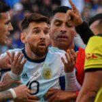 Conmebol: Tribunal de disciplina multa y suspende por tres meses a Lionel Messi