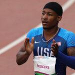Lima 2019: Michael Rodgers gana los 100 metros planos