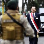 Presidente Martín Vizcarra autoriza intervención militar en conflicto minero