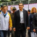 Lima 2019: Presidente Martín Vizcarra destaca participación de delegación peruana