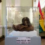 Bolivia: Momia de una niña inca vuelve tras más de un siglo en EEUU