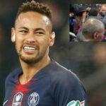 Neymar es denunciado por el hombre al que golpeó tras la Copa de Francia