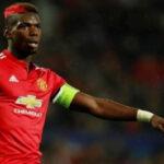 Manchester United: Aparece una pinta contra Pogba en el campo de entrenamiento