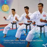 Lima 2019: Perú gana cuatro medallas en karate y una en judo
