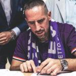 Liga italiana: Fiorentina ficha por dos temporadas al francés Frank Ribery