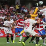 Liga Santander: Sevilla de visita en la 2da fecha derrotó por 1-0 al Granada
