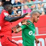 Ligue 1: Miguel Trauco tuvo buen debut en triunfo del Saint Etienne ante Dijon