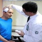 México: Especialistas reconstruyen con éxito cráneo a atleta severamente atropellado