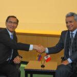 Colombia: Comercio centrará primera reunión de Gabinete Binacional de Duque y Vizcarra