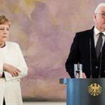 Estrés, parkinson, esclerosis… ¿Qué le pasa a Angela Merkel?