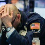 Wall Street vuelve a naufragar en peor día desde 1987 del Dow Jones: 12.93%