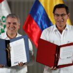 Perú y Colombia acuerdan proteger y desarrollar juntos la Amazonía (VIDEOS)