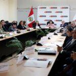 Gobierno presenta agenda para diálogo en el Consejo Nacional de Trabajo