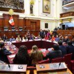 Comisión de Constitución: Bancadas favorables a declararse en sesión permanente