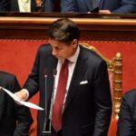 Conte anuncia su dimisión en Italia y Salvini dice que no se arrepiente