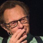 Larry King se divorcia de su séptima esposa Shawn Southwick