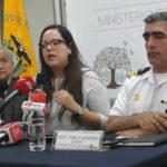 Ecuador: Confirman la muerte por la gripe AH1N1 de un oficial de Marina