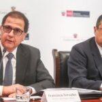 Pleno recibe hoy a ministros de Economía y de Energía y Minas