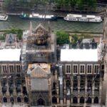 """Francia: Gobierno alerta del riesgo """"persistente"""" de hundimiento en Notre Dame"""