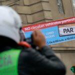 Pico y placa: Desde este lunes habrá multas por no acatar disposición