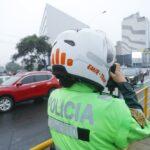Pico y placa: Policía tomó fotografías a más de 3,000 vehículos infractores