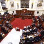 Pleno del Congreso aprueba hoy lista de integrantes a cuadro de comisiones