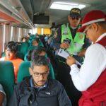 Sutran lanza campaña para sensibilizar sobre riesgos de usar transporte informal