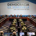 Canciller: Es momento de decisiones respecto a la situación en Venezuela