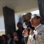Vizcarra: Perú debe enrumbar al bicentenario con nuevas autoridades (VIDEO)