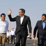 Vizcarra niega irregularidades en concesión de Chinchero (VIDEO)