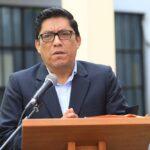 TC: Ministro Zeballos espera que Congreso suspenda elección