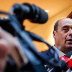Italia: El PD confirma al presidente que quiere gobernar con el M5S