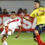 Selección peruana: Hora y lugar del amistoso FIFA contra Colombia