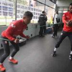 Perú vs. Uruguay: La bicolor inicia sus prácticas con cuatro jugadores en la Videna