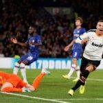 Champions League: Valencia da una estocada al Chelsea en inicio del Grupo H