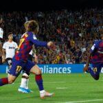 Liga Santander: Barcelona golea 5-2 a Valencia y se acerca a los punteros