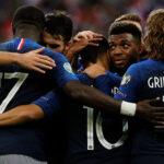 Francia vence 3-0 a Andorra por la fecha 6 rumbo a la Eurocopa 2020