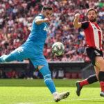 Liga Santander: Valencia acaba con la buena racha local del Athletic(1-0)