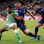 Liga Santander: Betis en partido de la sexta jornada derrotó por 3-1 al Levante