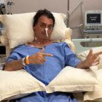 Brasil: Bolsonaro por buena evolución tras cirugía inicia fisioterapia y dieta