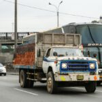 Pico y placa: Restricción para camiones se inicia este martes con papeletas educativas