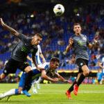 Liga Europa: Espanyol de local sólo pudo empatar 1-1 con el Ferencvaros