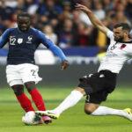Eurocopa 2020: Francia con un doblete de Coman golea 4-1 a Albania en el Grupo H