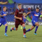 Liga Europa: Getafe de local se impuso por 1-0al Trabzonspor en el Grupo C